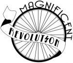 Magnificent Revolution Australia bike wheel logo www.magrev.org.au