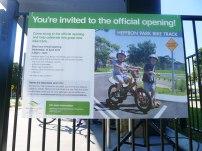Heffron Park bike launch randwick