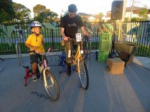kids pedal power