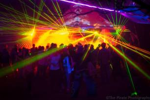 more lazers in your merkaba at Regrowth Festival