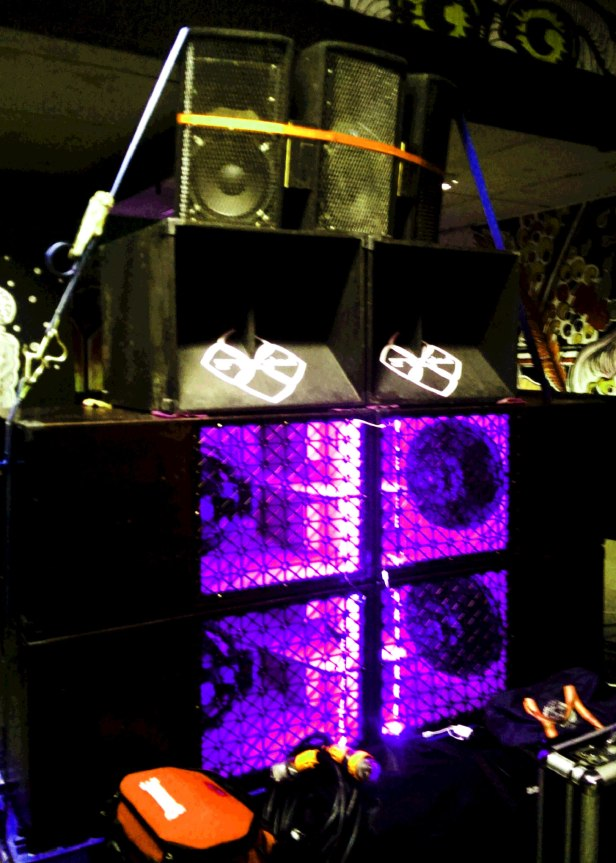 Grounded Sound System Mono Stack