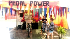 Pedal Power Frog
