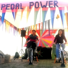 Pedal Power Sound